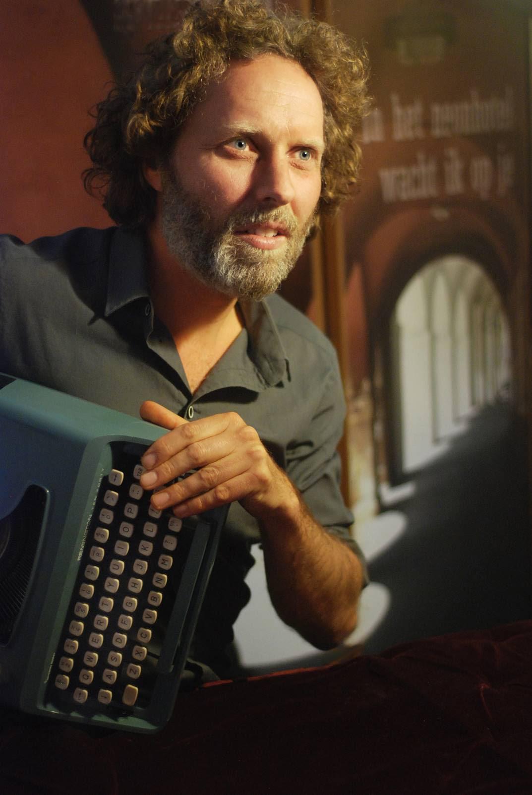 David Mulder – Poëzie Escribano