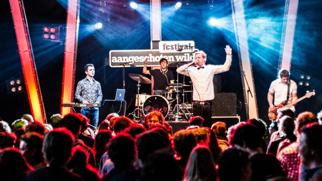 Festival Aangeschoten Wild 2015