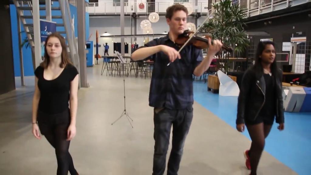 Dance & Violin